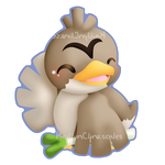 Farfetch'd v2 by Clinkorz