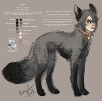 A temp ref for jesse by 5019