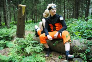 Naruto - Training Grounds by Tamarui