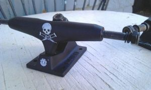 Jackass Skateboard trucks by Etg311