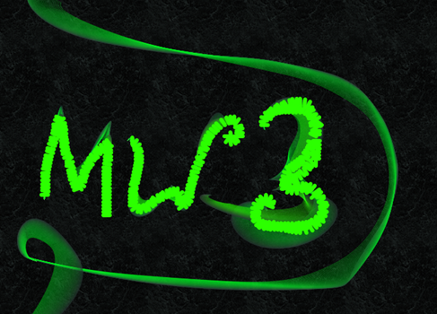 MW 3 wallpaper fanmade. by Bloodsgirl12