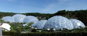 Eden Project Hab Zones by fuguestock
