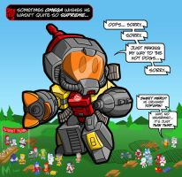 Lil Formers - Omega Supreme by MattMoylan