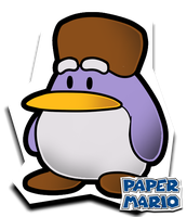 Mayor Penguin PM redone by Pokemon-Diamond