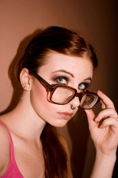 Glasses and by Sinned-angel-stock