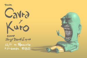 Cavra flyer by darknez