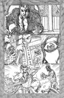 Dr.Strange Sequential Pg 2 by johnraygun