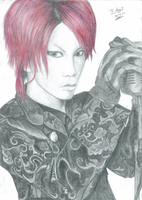 Exist Trace:: Jyou by melonpanchii