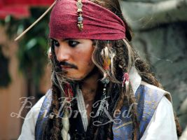 Jack Sparrow by BriBriRed