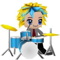 Mitch Drummer by SinLikeUMeanIt