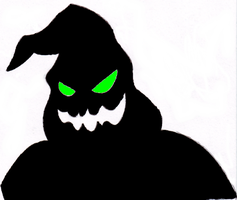 Oogie Boogie Man by Sonicblur13