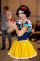 Sexy Snow White by NikitaCosplay