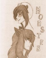 Monster by CuriousInferno