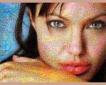 Jolie Photo Mosaic by drsparc