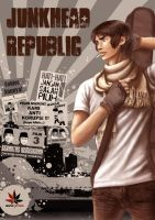 Junkhead Republic by BlackAppleStudio