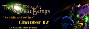 GTTGB - Avoiding Destiny - Chapter 12 by JarODragon