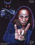 Ronnie James Dio and Murray by The-Art-of-Ravenwolf