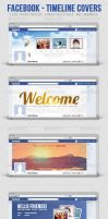Facebook - Timeline Covers by DOMDESIGN