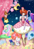 Sugarstar Toy Parade by Lolita-La-Lapin