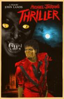Michael Jackson Thriller by Hartter