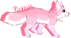 xx pinkkie ref by Pebble-Aki