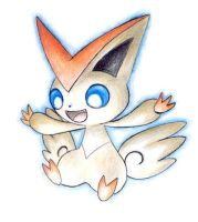 Victini by Tyltalis