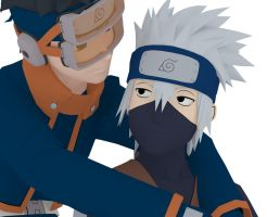 Naruto Render by Littleaerith2140