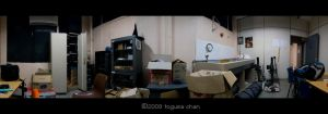Messy room 3: not mine by Togusa208