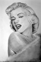 13. Marylin Monroe by Anantii