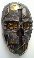 Dishonored - Corvo's Mask by AvelC