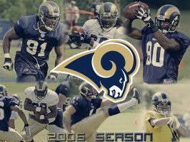St. Louis Rams Wallpaper by keeperofdapenguins
