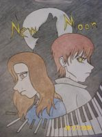 New Moon Cover Colored by NikkiXOdd4eva