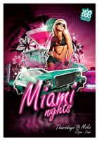 Miami Nights by CheckUout