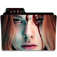 Carrie Folder Icon by tsilveira7