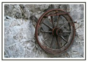 Wheel of fortune by Friulana