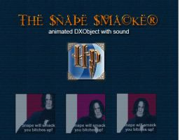 The Snape Smacker by PoSmedley