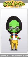 Ace Copular Chibi Maker by ComeAndJoinTheBand