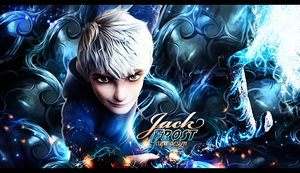 Jack frost by MARKCAPE