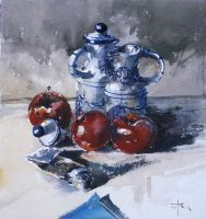 Still-life-with-apples-by-tony-belobrajdic by artiscon