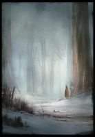 Winters Solitude by ChrisDrake1987