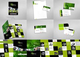 Corporate Design by daxcore