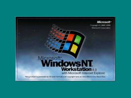 Windows History--NT 4.0 by cooling999