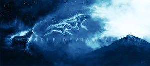 Painting The Earth With My Song [ BLUE ] by KovoWolf