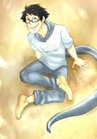 God Tier - John Egbert by Panic-Is-My-Rain
