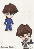 Kaiba Chibis by Animaker131