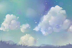 clouscape by xMangoTart