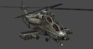 RE6 HELICOPTER by Oo-FiL-oO
