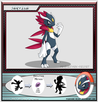 Alternative Evo: SERVILE by PEQUEDARK-VELVET