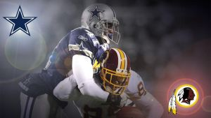 Cowboys - Redskins by jason284