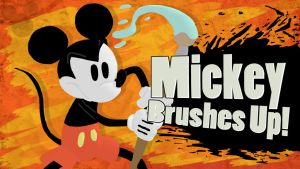 Mickey Super Smash Bros Intro by DarylT